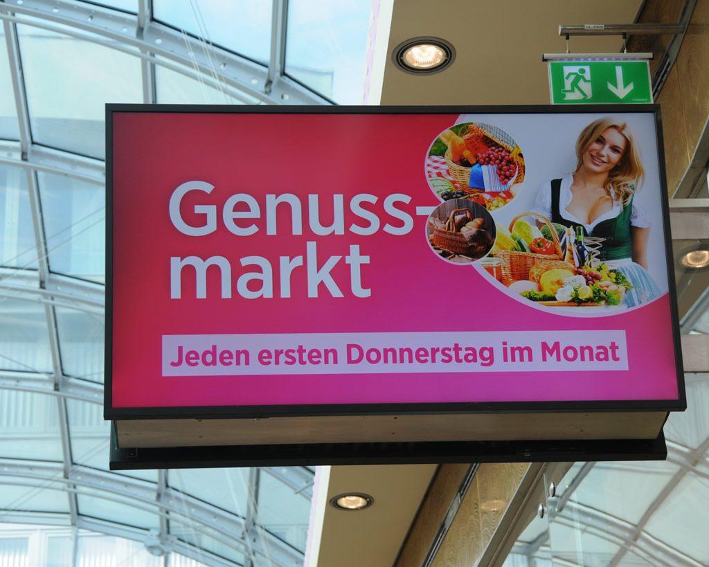 Lentia Digital Signage