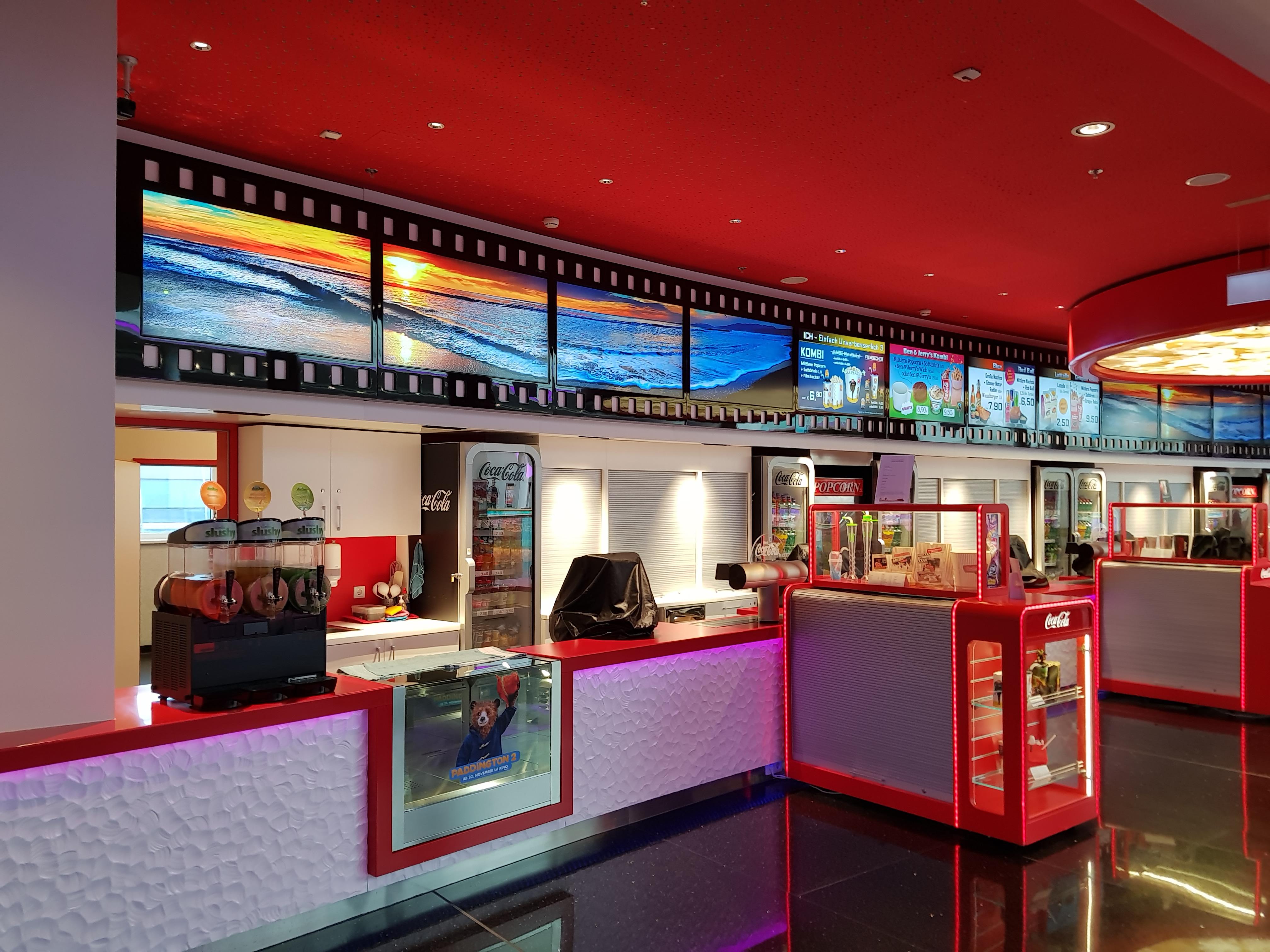 Megaplex Kino