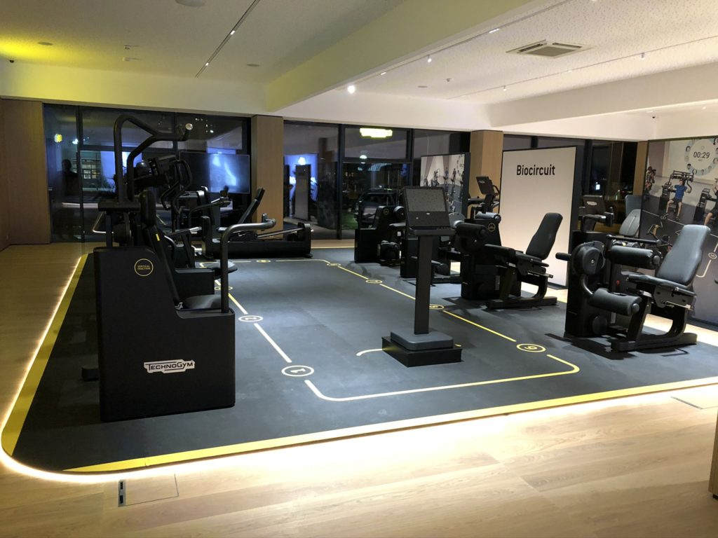 TechnoGym Fitness Center