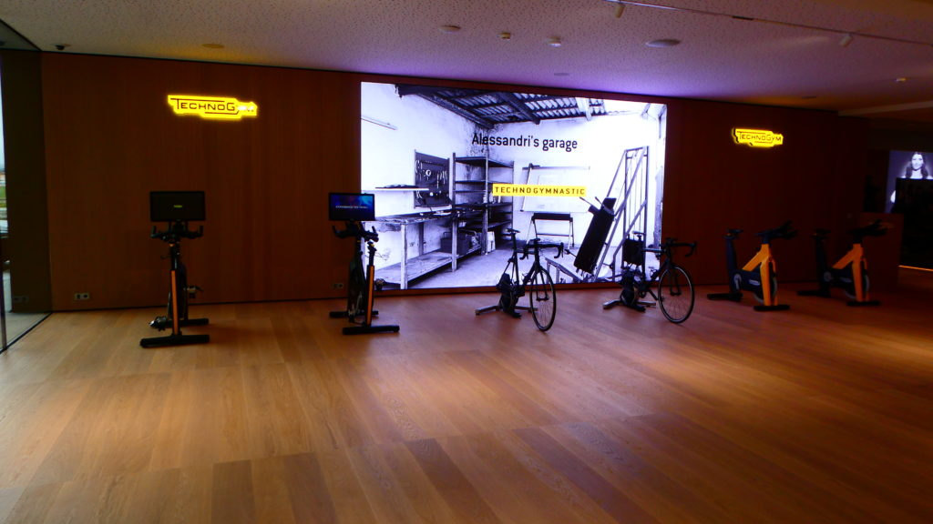 TechnoGym Fitnesscenter